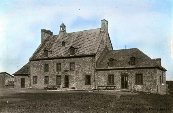 La maison Saint-Gabriel, début 20e siècle, BM42-G0225