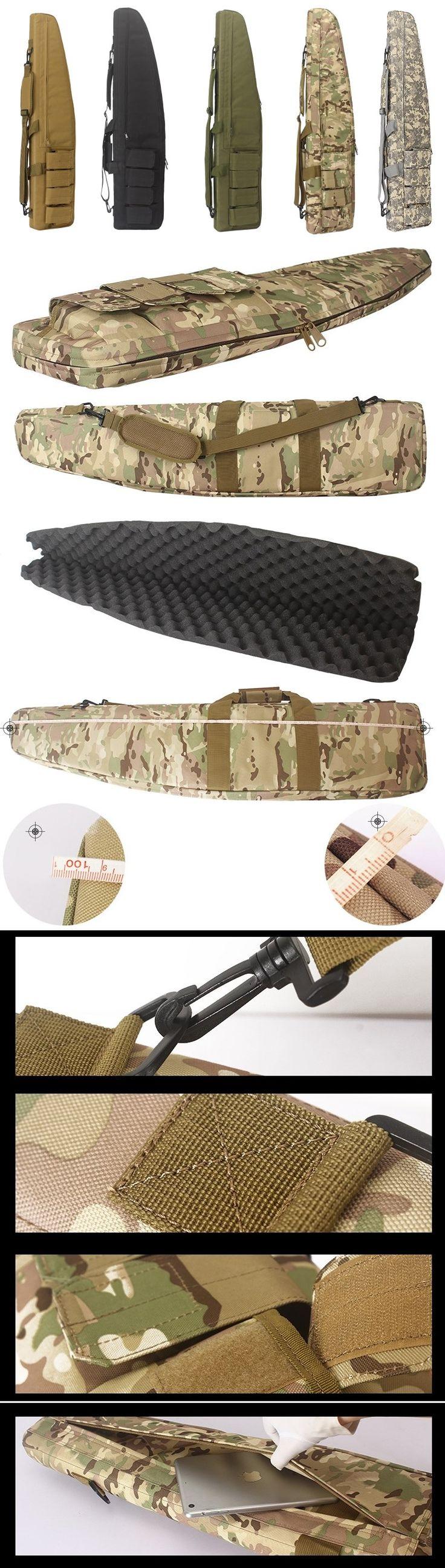 camouflage Military tactical gun rifle drag bag for AR15 AK47 WG6003Z