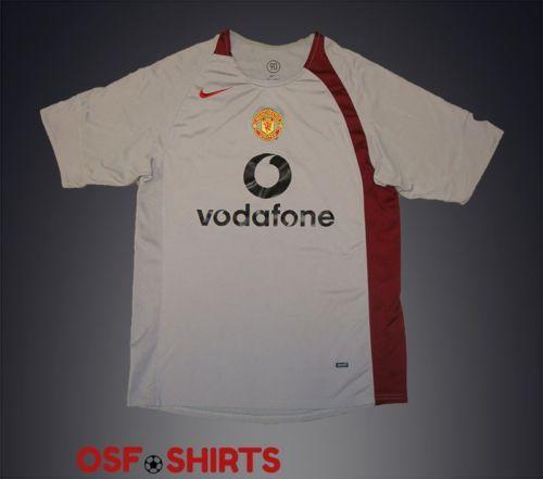 MANCHESTER-UNITED-04-05-Football-Shirt-S-Soccer-Jersey-Maglia-Nike-Vodafone  http://www.ebay.com/itm/-/332006929958