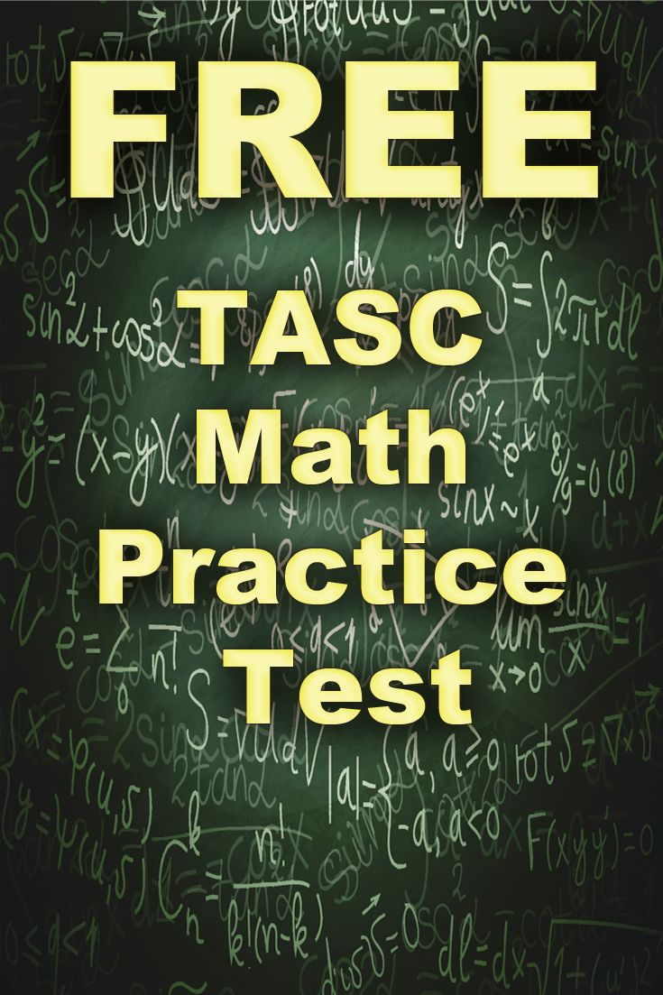 18 best Test Assessing Secondary Completion (TASC) Exam images on ...