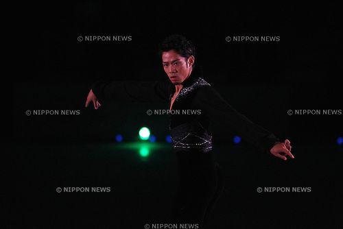 Daisuke Takahashi (JPN), ..August 25, 2011 - Figure Skating : ..Friends on Ice 2011 ..at Shinyokohama Skate Center, Kanagawa, Japan. ..(Photo by Daiju Kitamura/AFLO SPORT) [1045]