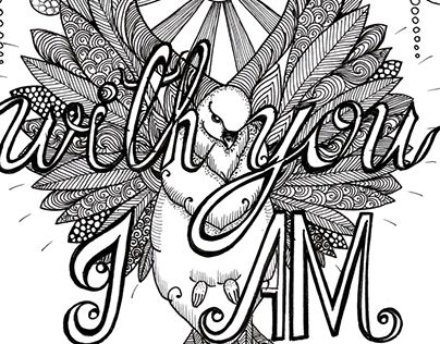 """Check out new work on my @Behance portfolio: """"With you I am Pleased""""…"""