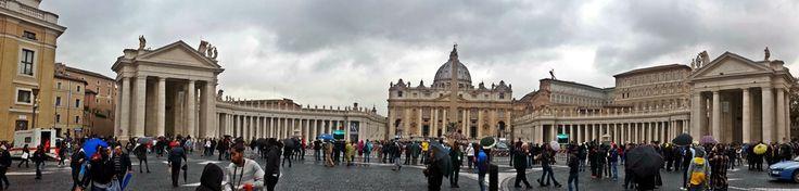 Vatican City #panoramic