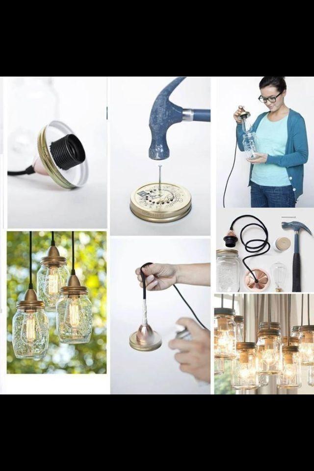 Lampadari alternativi ;-)