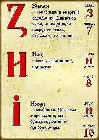 Славяно-арийская азбука   17 photos   VK