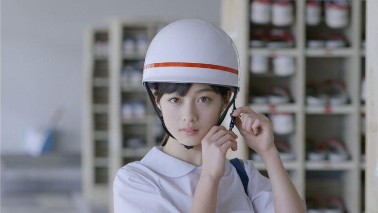 【RKB】TVスポット: ヘルメット編【TEEN!TEEN! MC:橋本環奈、ピース】