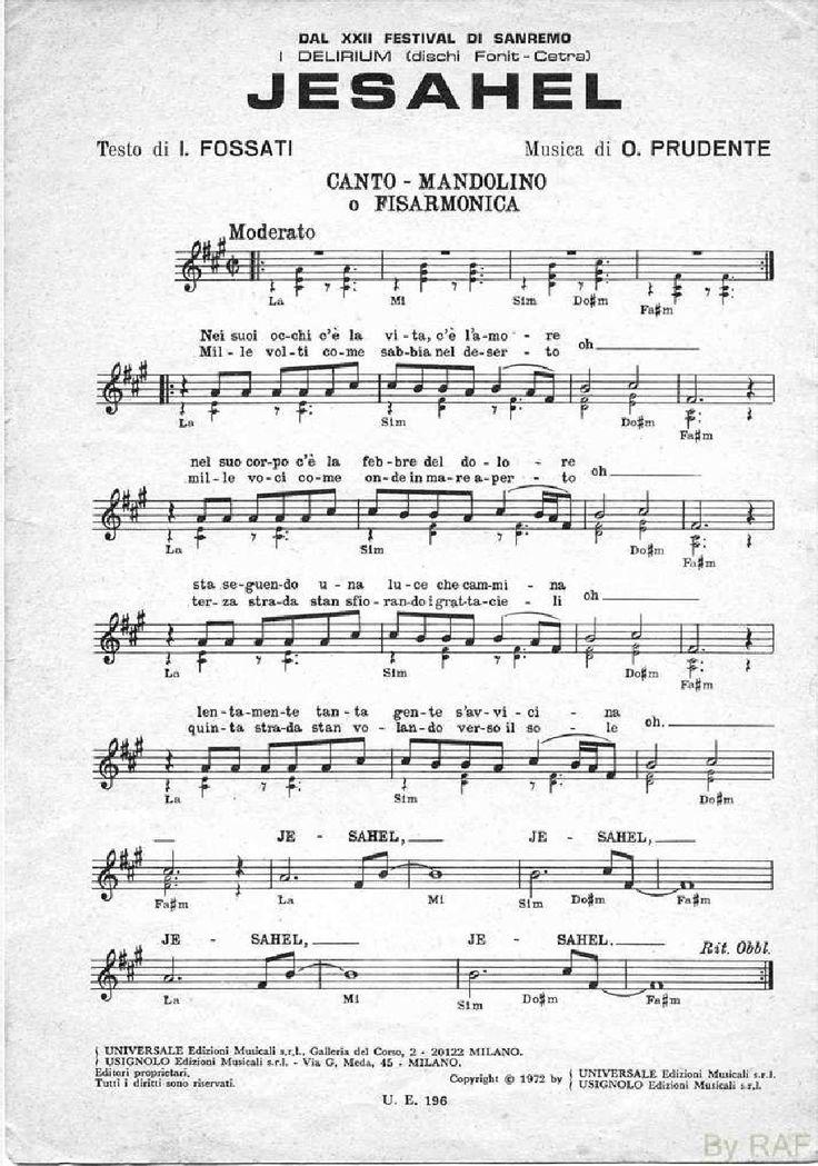 Popolare 22 best spartiti flauto traverso images on Pinterest | Sheet music  YN59