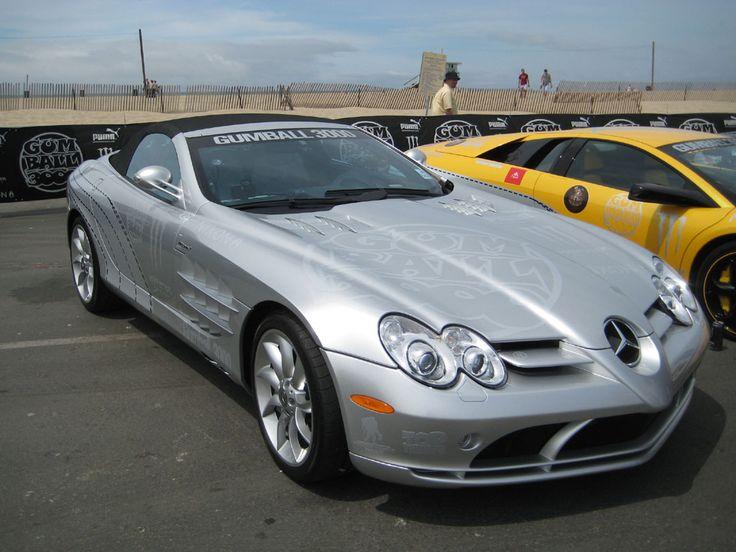 2007 Mercedes-Benz SLR McLaren Roadster Gallery. #cars #mercedes #mclaren #SLR #Roadster