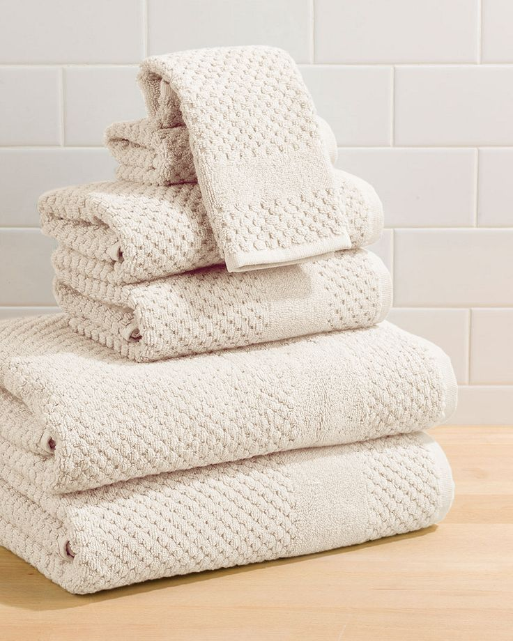 Chortex Honeycomb 6pc Towel Set is on Rue. Shop it now.