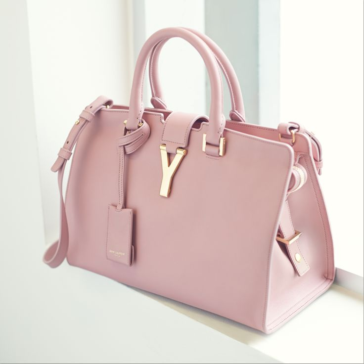 #YSL Top Handle Bag