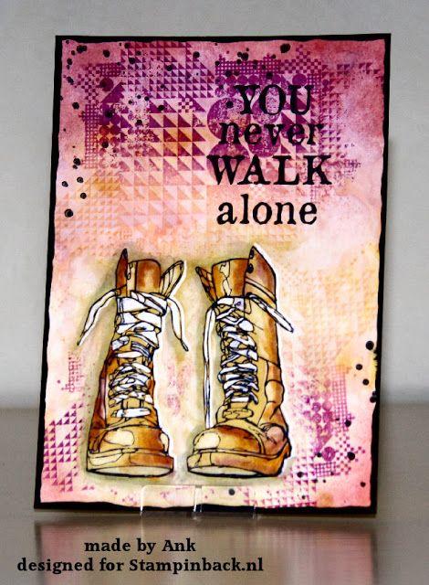 STAMPINBACK: You never walk alone