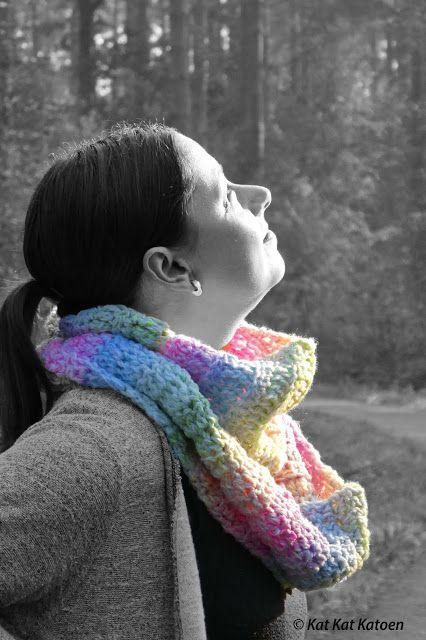 Kat Kat Katoen: Carry your own rainbow (pattern)