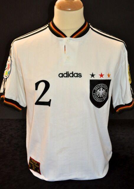 Stefan Reuter Germany Euro '96
