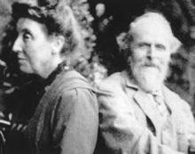 Evelyn & William De Morgan