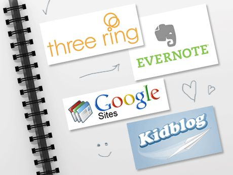 Looking for some tech tools to help students create their own portfolios? Dave Guymon at Edutopia reviews 4 that are easy-to-use!