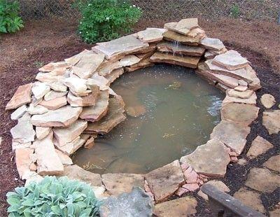 1000 Ideas About Water Pond On Pinterest Garden