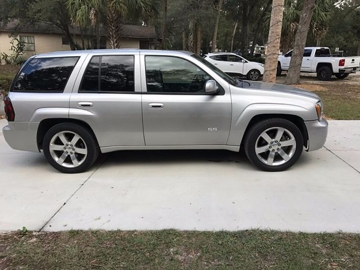 2007 Chevy Trailblazer JS298RB - OwnersList.Net