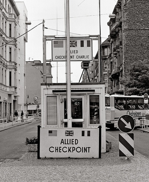 Checkpoint Charlie (by m.joedicke on Flickr)