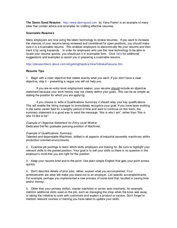 The 25+ Best Ideas About Example Of Resume On Pinterest | Example
