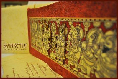 Portfolio of Kankotri Invites