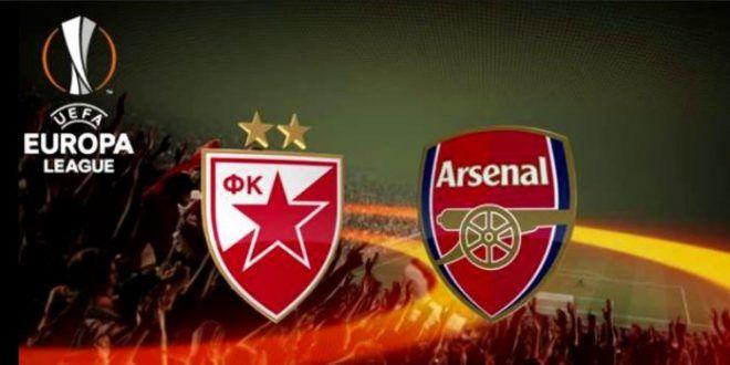Arsenal vs Red Star Belgrade