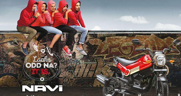 Honda Navi onroad price 1000 rs