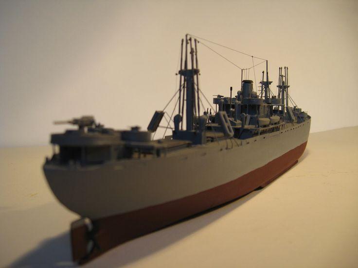 Maquette Cargo Type Quot Liberty Quot Jeremiah O Brien 1944