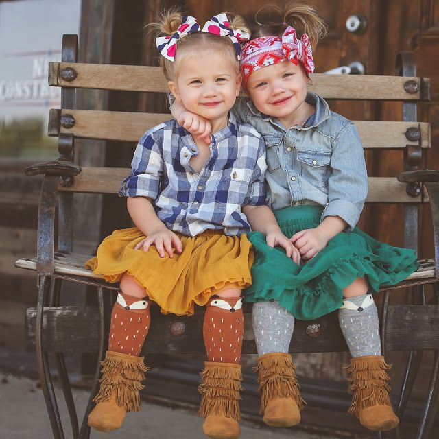 Fall Toddler Mini Style