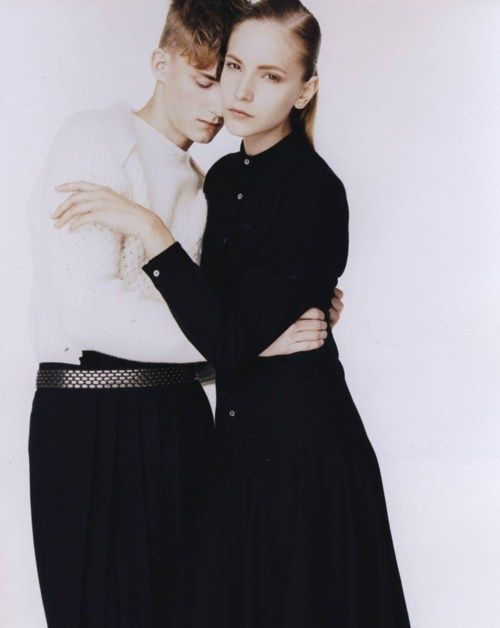 Dorothea Barth Jorgenson and Charlie Westerberg by Andreas Larsson