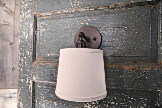https://www.etsy.com/listing/220249930/wall-sconce-drum-shade-lighting-with-7 Wall Sconce Drum Shade Lighting with 7 Taper Drum Shade  Welcome to