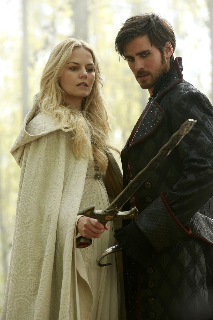 once upon a time captain hook and emma Captain hook, also known as killian jones, is once upon a time's interpretation of the character he worked for the king, before his brother, captain liam jones, was killed on the journey to neverland.