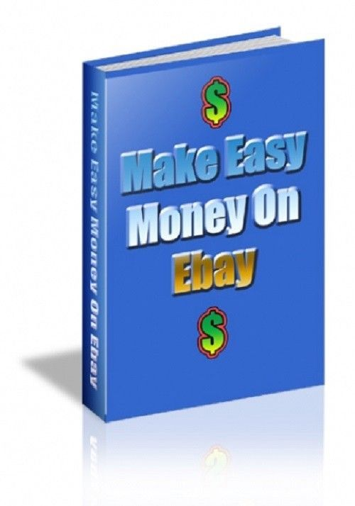 Make Easy Money On Ebay Master Resell Rights Free International Shipping
