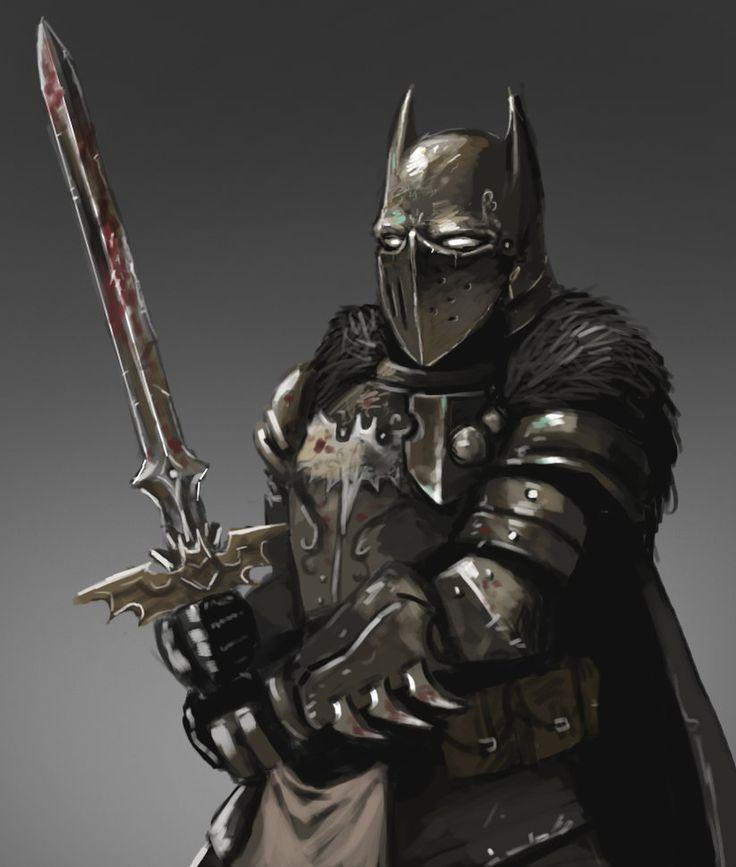 Картинки темных рыцарей