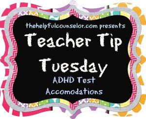 ADHD Testing Accomodations