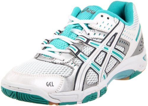 The 5th generation of the ASICS' best-value GEL-Rocket Women's Volleyball Shoes. Retains all of the features that make it the volleyball shoe of choice for recreational, entry-level and budget-minded athletes.The GEL-Rocket 5 combines the traction of gum rubber with proprietrary GEL Cushioning in the forefoot. ASICS' Trusstic System enhances the midsole, reducing the weight of the sole while retai ...