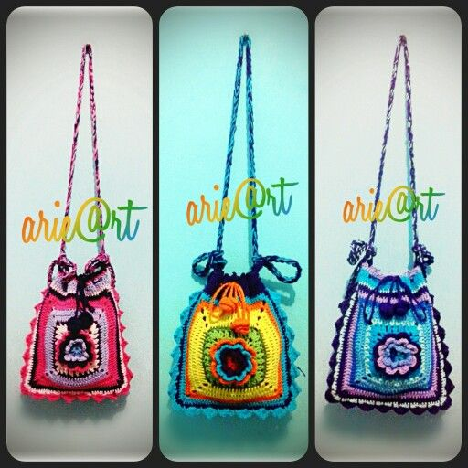 Small bags full color