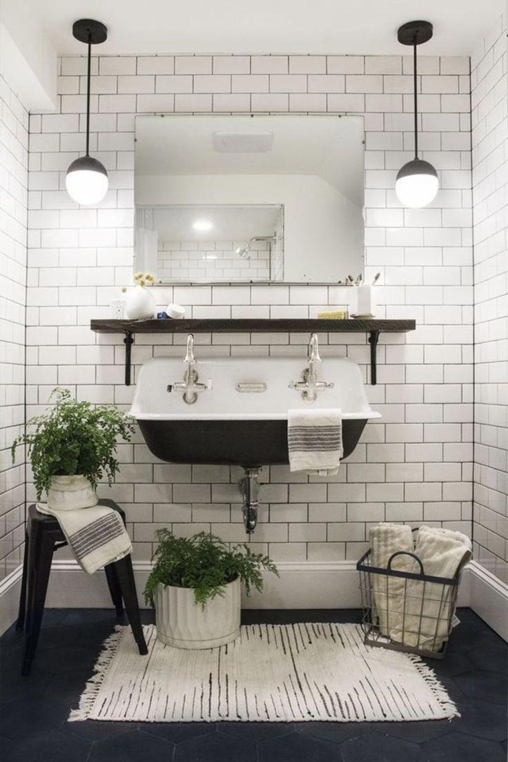 Pin By Jen Samasta On Humble Aboad Farmhouse Bathroom Decor Bathrooms Remodel Bathroom Inspiration