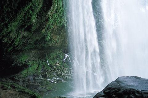 Cascada de Misol-Ha./ Rafael Doniz