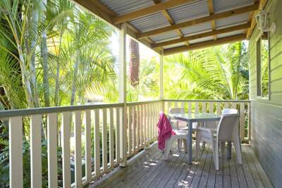 Darlington beach holiday park. New South Wales
