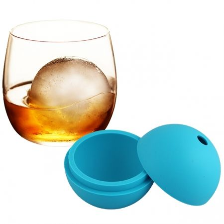 Silicone ice ball maker (2 pack) - Image ice ball maker