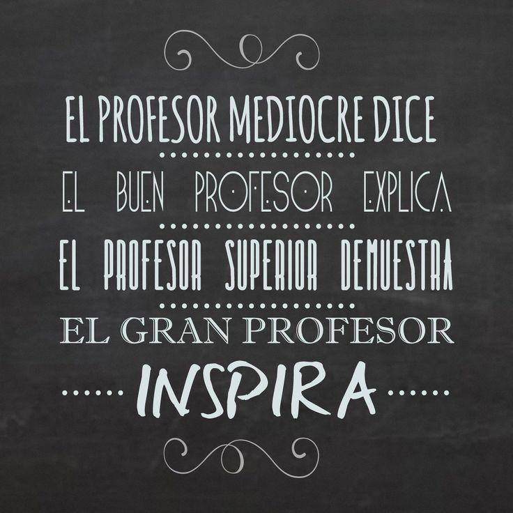 A quienes nos inspiran
