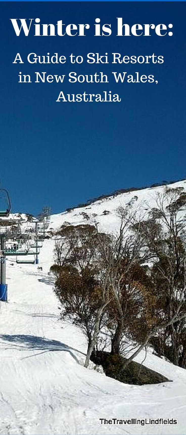 A guide to ski resorts in new south wales australia http
