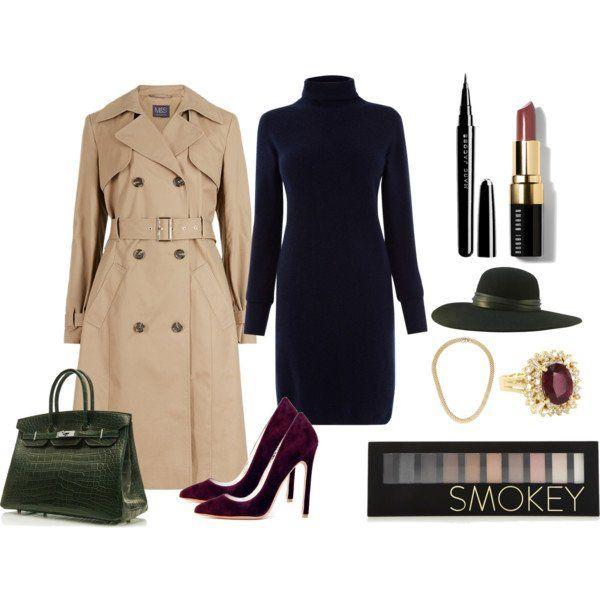Городской шик:  Основные цвета: практичные, спокойные, глубокие, яркие цвета в акцентах. Основные принты: минималистичный, цветочный, горошек, полоска, клетка. Основные вещи: платье футляр, юбка карандаш, блуза из шелка, лодочки на каблуке, сумка известного бренда, классическое пальто, брюки 7/8, удлиненный жакет, жилет, темные джинсы. Макияж: нейтральный, европейский, яркая помада благородных оттенков, стрелки, прическа - легкие локоны, волны, конских хвост, пучок, аккуратная укладка.