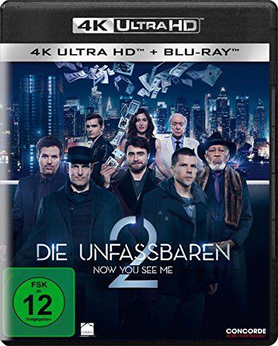 Die Unfassbaren 2 - Ultra HD Blu-ray [4k + Blu-ray Disc]