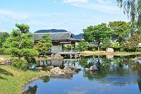 小説・源氏物語の中で出てくる日本庭園:「寝殿造庭園」とは