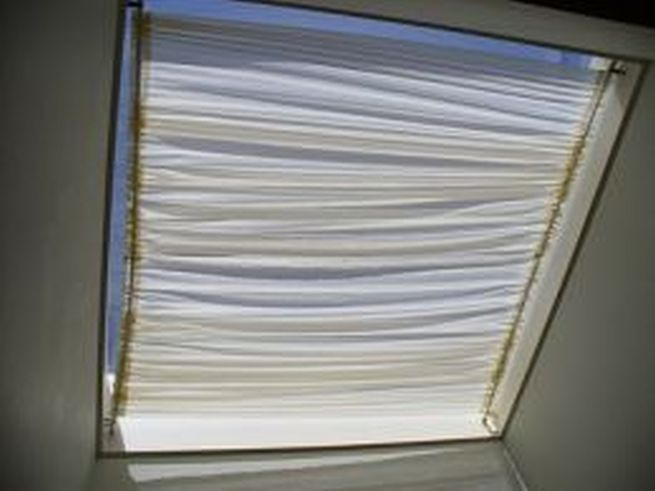 Get A Fresh Breeze With Skylight Shade And Skylight