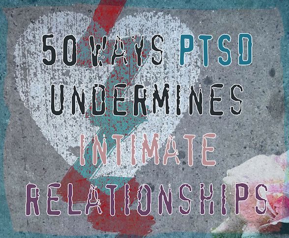 Dating someone with combat ptsd