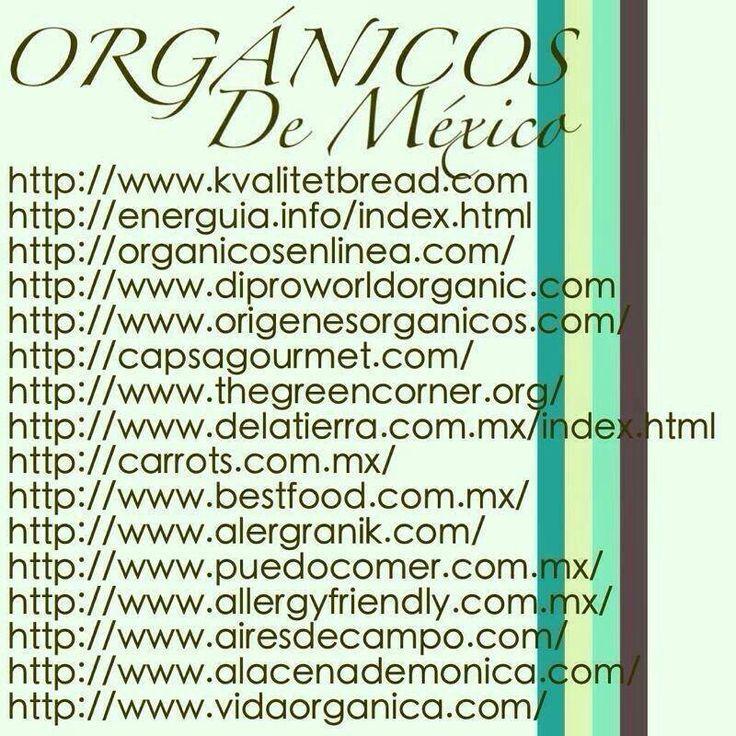 Tiendas organicas