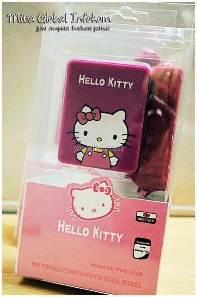 Power Bank Hello Kitty 5600 mAh