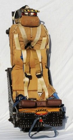 Avro Arrow Mk C5 ejection seat Serial Number 11